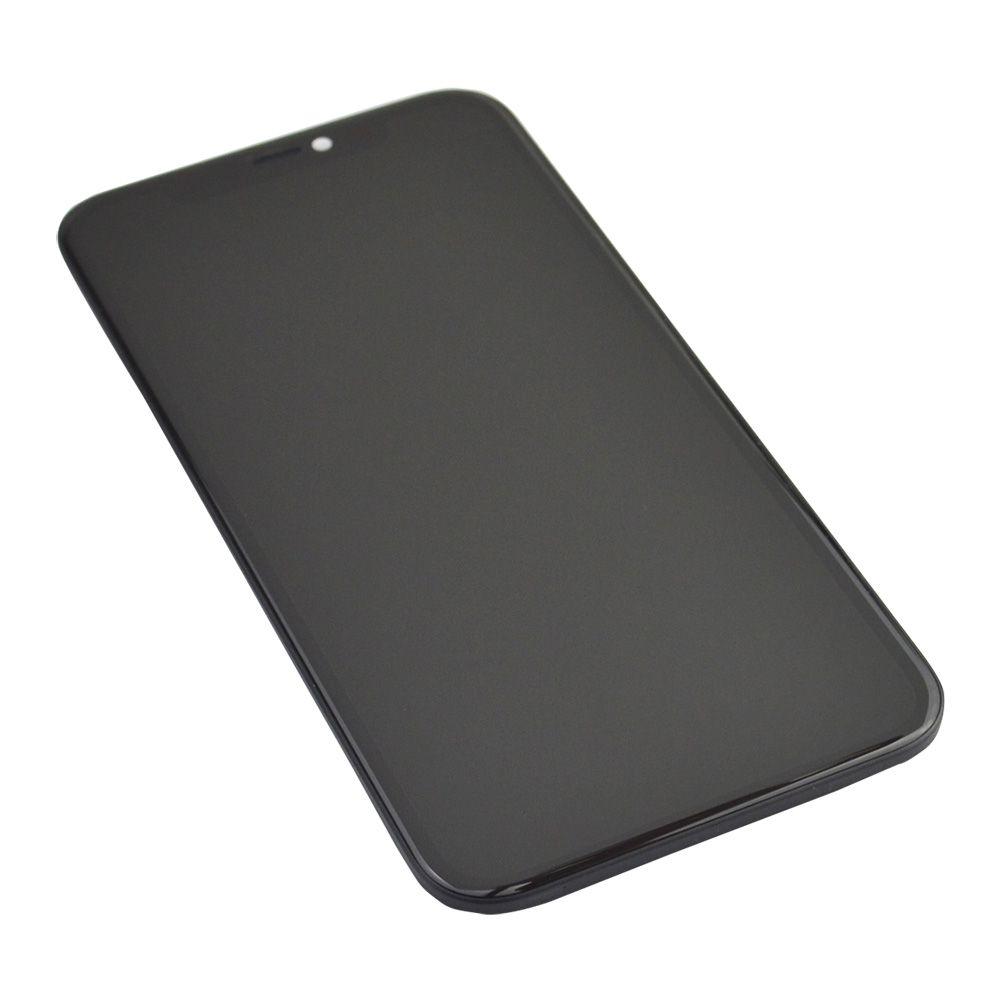 【iPhone11】 液晶フロントパネル アイフォン修理パーツ ガラス割れ 液晶割れ タッチ切れ アイフォン イレブン【スマホ交換用部品】