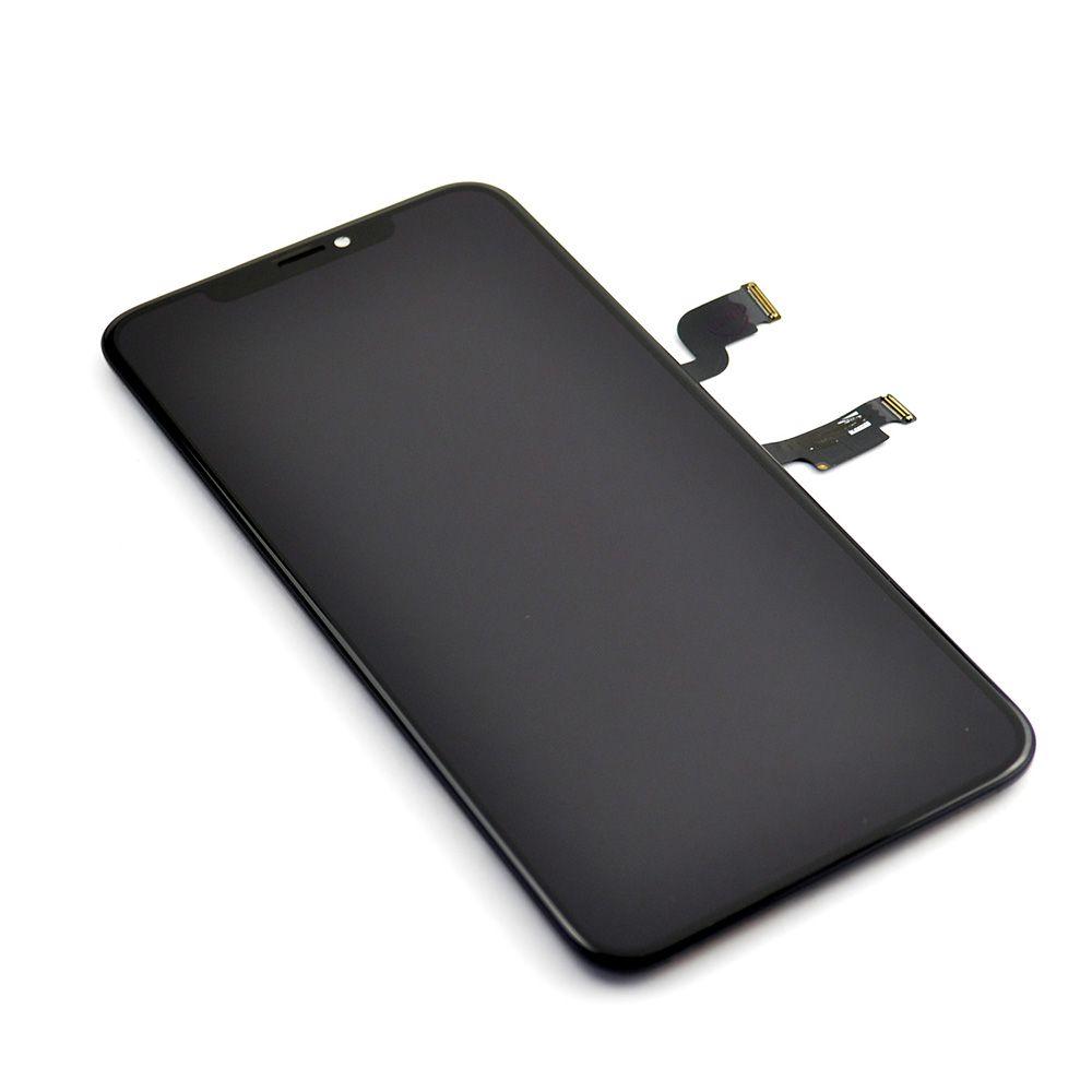 【iPhoneXsMax】 液晶フロントパネル アイフォン修理パーツ ガラス割れ 液晶割れ タッチ切れ アイフォン テン エス マックス【スマホ交換用部品】