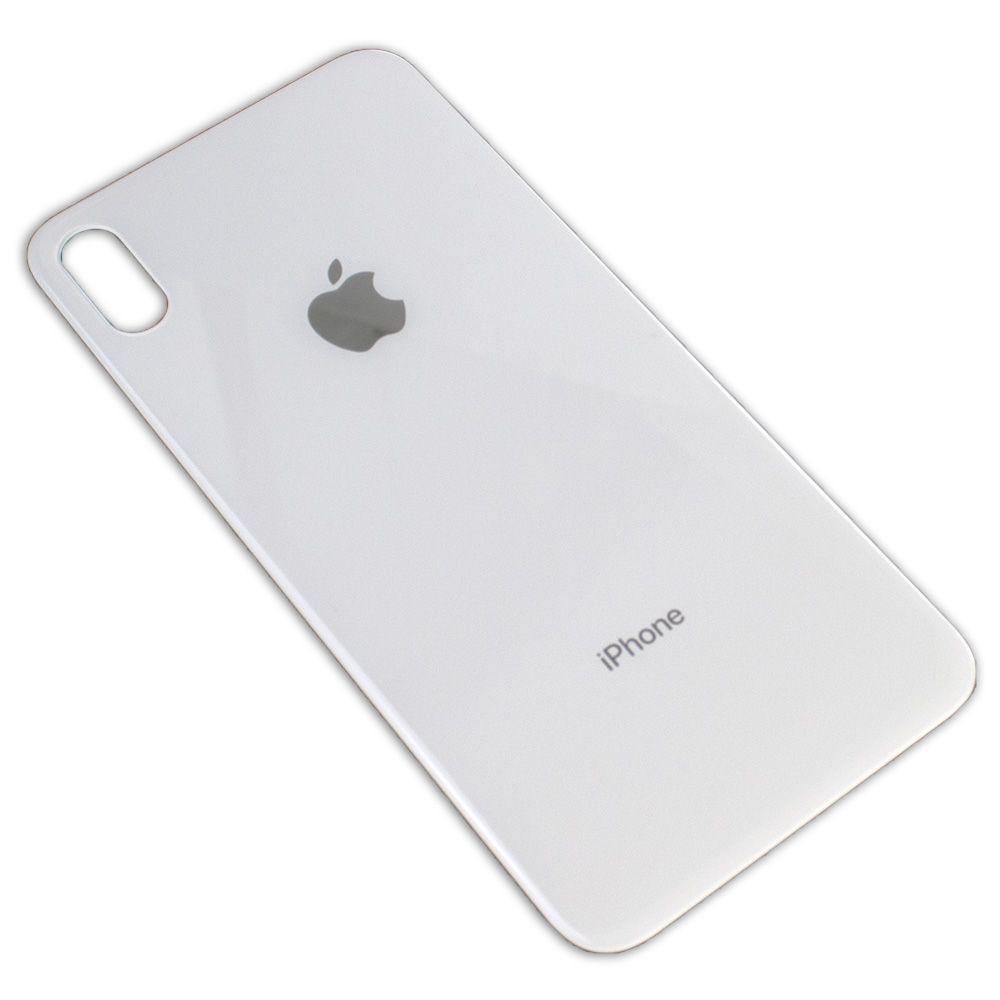 【iPhoneXs Max】バックパネル 修理交換用背面ガラスパネル アイフォン修理パーツ 背面パネル割れ 背面ガラス割れ交換用