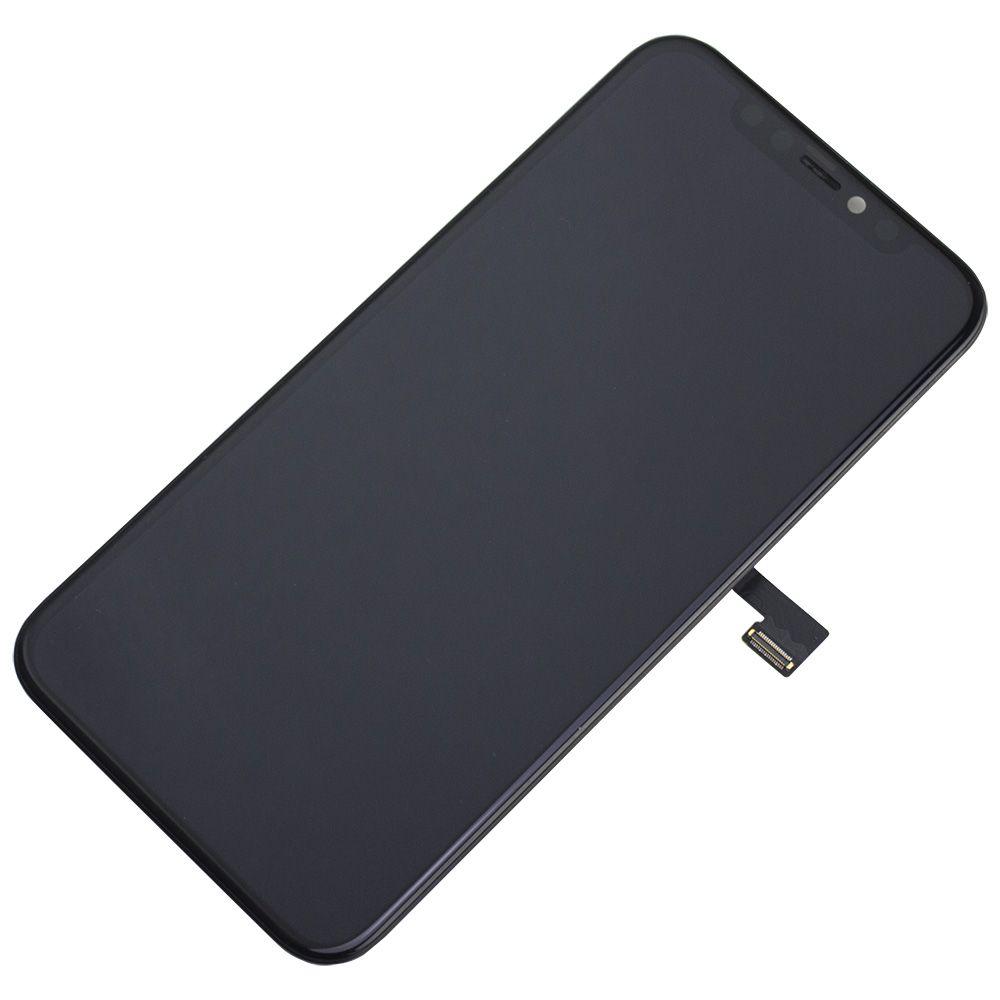 iPhone11Pro 画面割れ、タッチ不良、液晶割れ修理用です。市場に出ている最高品質のパーツできれいに修理ができます! iPhone11Pro フロントパネル アイフォン修理パーツ ガラス割れ A2215 液晶割れ タッチ切れ アイフォン イレブン スマホ交換用部品 ゆうパケット可
