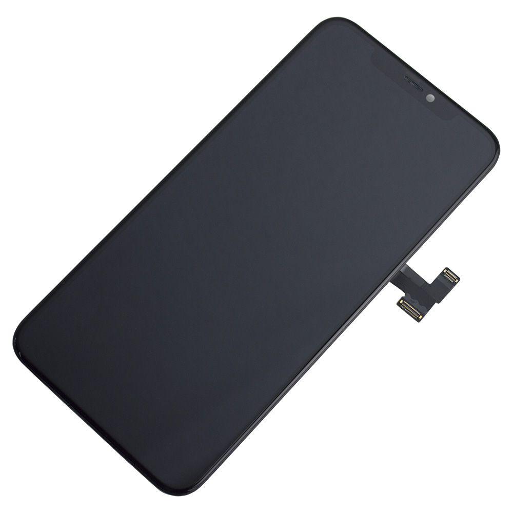 iPhone11ProMax 画面割れ、タッチ不良、液晶割れ修理用です。市場に出ている最高品質のパーツできれいに修理ができます! iPhone11ProMax フロントパネル ガラス割れ 液晶割れ タッチ切れ A2218 アイフォン イレブン スマホ交換用部品 修理パーツ ゆうパケット可