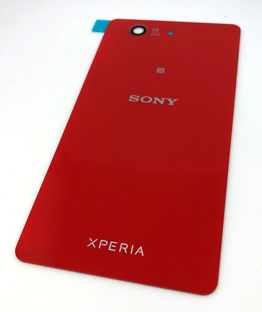 買い物 ブランド買うならブランドオフ SONY XPERIA Z3 Compact SO-02G バックパネル ゆうパケット可 背面ガラスパネル交換用パーツ Compactバックパネル修理用 エクスぺリア修理用背面ガラスパネル オレンジ