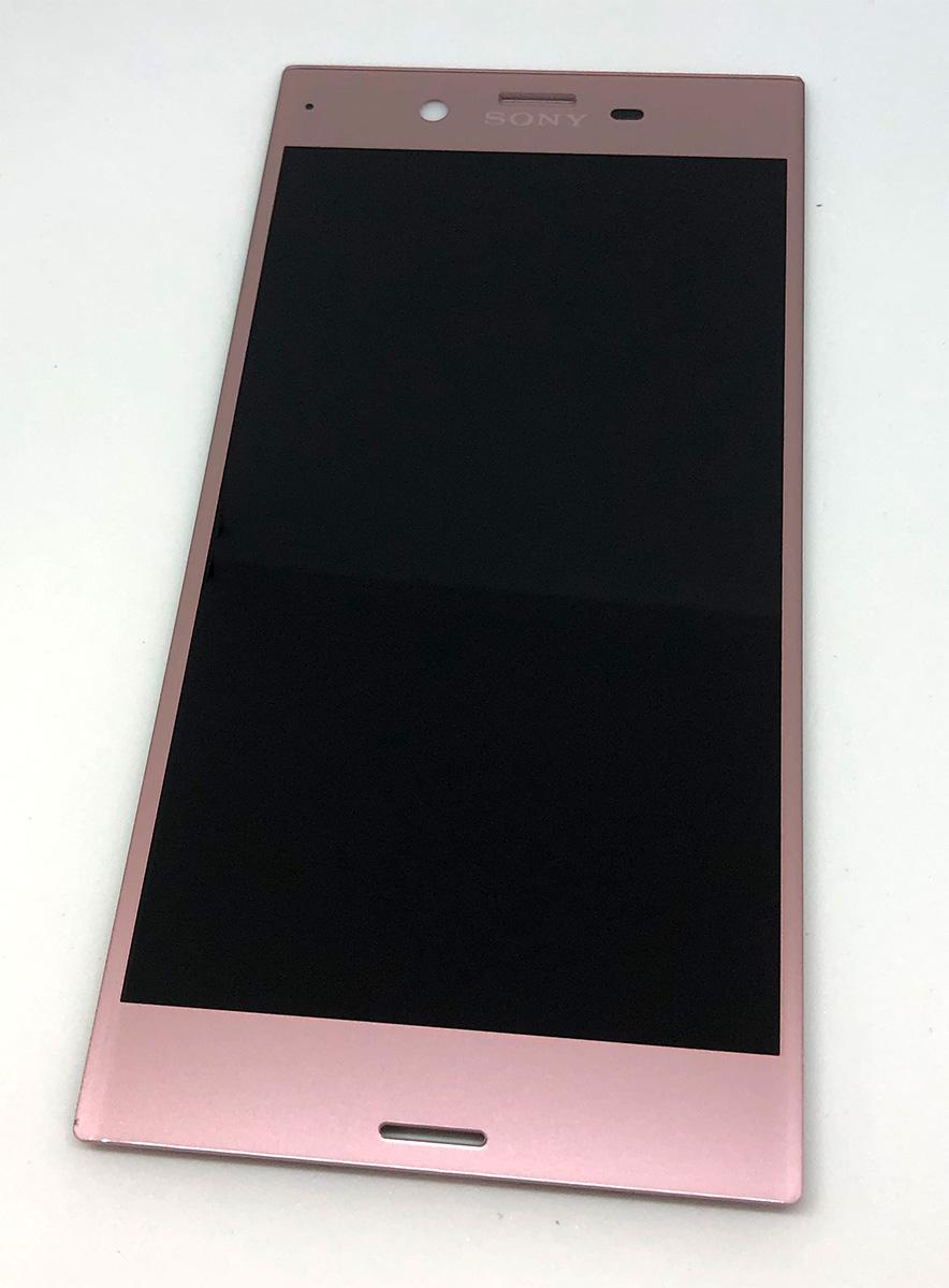 【Xperia XZ】フロントパネル ガラス割れ 液晶割れ タッチ切れ 修理用パーツ SONY エクスペリアXZ 【SO-01J SOV34 601SO】