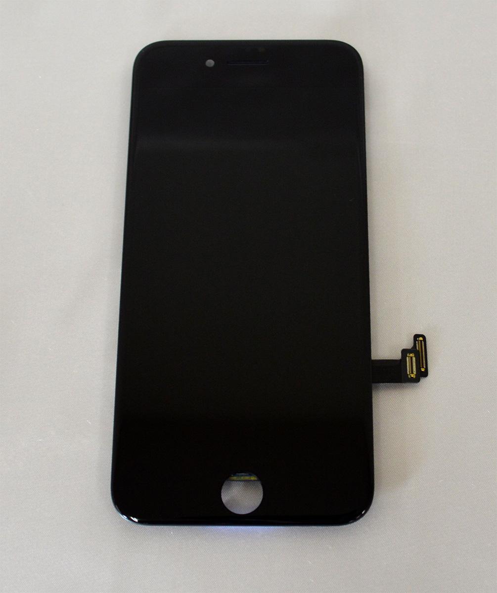 【iPhone8】 液晶フロントパネルアセンブリ アイフォン修理パーツ ガラス割れ 液晶割れ タッチ切れ【スマホ交換用部品】