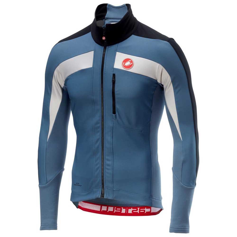 \5/25(月)限定★30%クーポン発行中/【通気性】 Castelli Trasparente 4 ジャケット ロード サイクリング サイクル 自転車 【AMACLUB】【かっこいい】