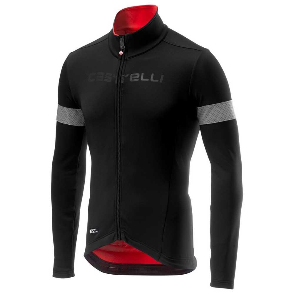 \5/5★キャッシュレス実質9%引/【通気性】 Castelli Nelmezzo Ros 2019モデル ジャケット ロード サイクリング サイクル 自転車 【AMACLUB】【かっこいい】