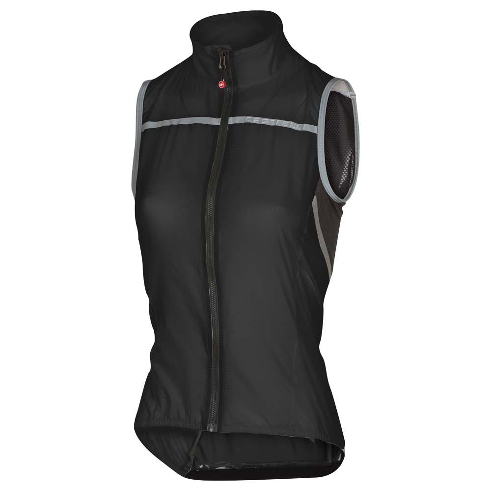 \5/5★キャッシュレス実質9%引/【女性用】 Castelli Superleggera Vest 2019モデル ジャケット ロード サイクリング サイクル 自転車 【AMACLUB】【かわいい】