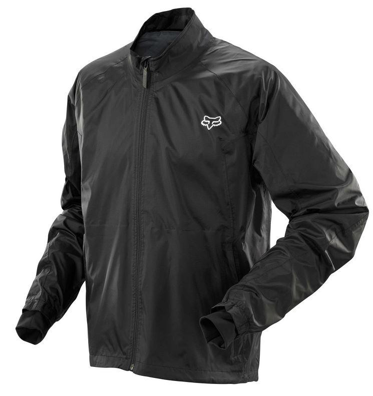 Fox フォックス Legion Packable Jacket ジャケット オフロードジャケット オンロード ツーリング バギーにも バイク 防寒 防水 2014モデル 【黒】【AMACLUB】 おすすめ