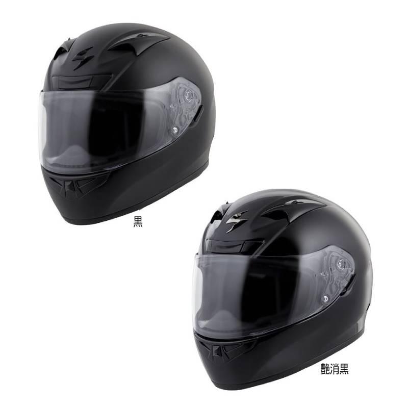 【値下げ・約15%OFF】Scorpion スコーピオン EXO-R710 Solid Helmet フルフェイス ヘルメット レーシング ツーリングにも ライダー バイク【黒】【艶消黒】【AMACLUB】【値下Vol.7】かっこいい おすすめ