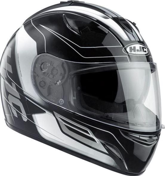 \5/5★キャッシュレス実質9%引/【ダブルバイザー】 HJC エイチジェイシー TR-1 Skyride Helmet ヘルメット レーシング フルフェイス バイク ツーリングにも【黒青】【黒赤】【AMACLUB】 かっこいい街乗り