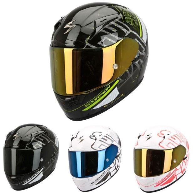 抜群のデザイン性で人気のScorpionのオンロード用ヘルメットを 当店しか扱っていないモデル も含め販売中 SALE Scorpion 割引も実施中 スコーピオン Exo 2000 Evo Air テレビで話題 Ipsum 黒白緑 レーシング フルフェイス かっこいい街乗り AMACLUB 白赤 バイク Helmet ヘルメット