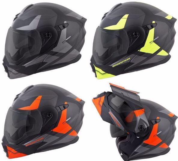 【値下げ・約15%OFF】Scorpion スコーピオン EXO-AT950 NEOCON Helmet フルフェイス ヘルメット ライダー バイク ツーリングにも 【銀】【オレンジ】【黄】【AMACLUB】【値下Vol.7】かっこいい おすすめ
