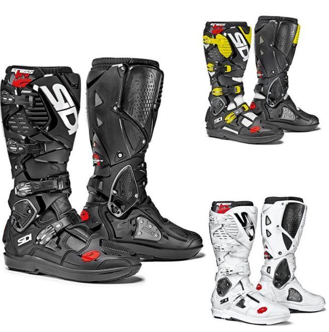 SIDI シディ CROSSFIRE 3 SRS BOOTS 2017モデル オフロード モトクロス ブーツ バイク クロスファイア アウトレット【黒】【黒/黄】【白】 【AMACLUB】 おすすめ