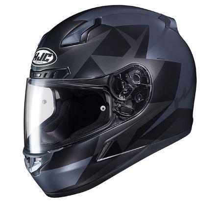 【5XLまで】HJC エイチジェイシー CL-17 RAGUA HELMET Grey/Black フルフェイスヘルメット オンロード バイク ライダー ツーリングにも ラガ 3XL 4XL 5XL 大きいサイズ あり アウトレット【グレイ/黒】【AMACLUB】