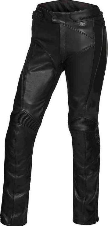 【女性用】IXS イクス X-Tour LD Anna Ladies Motorcycle Leather Pants 2018モデル レディース ライディングパンツ レザーパンツ バイクウェア プロテクター装備 バイク Xツアー アンナ アウトレット【黒】【AMACLUB】