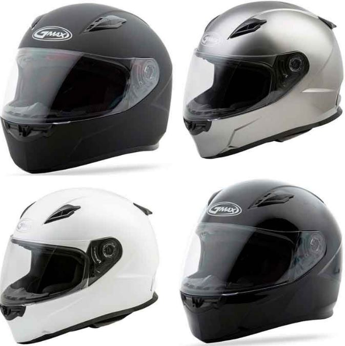 \5/5★キャッシュレス実質9%引/【3XLまで】GMAX FF-49 FULL FACE SOLID STREET HELMET フルフェイスヘルメット バイク 大きいサイズあり白黒【AMACLUB】街乗り
