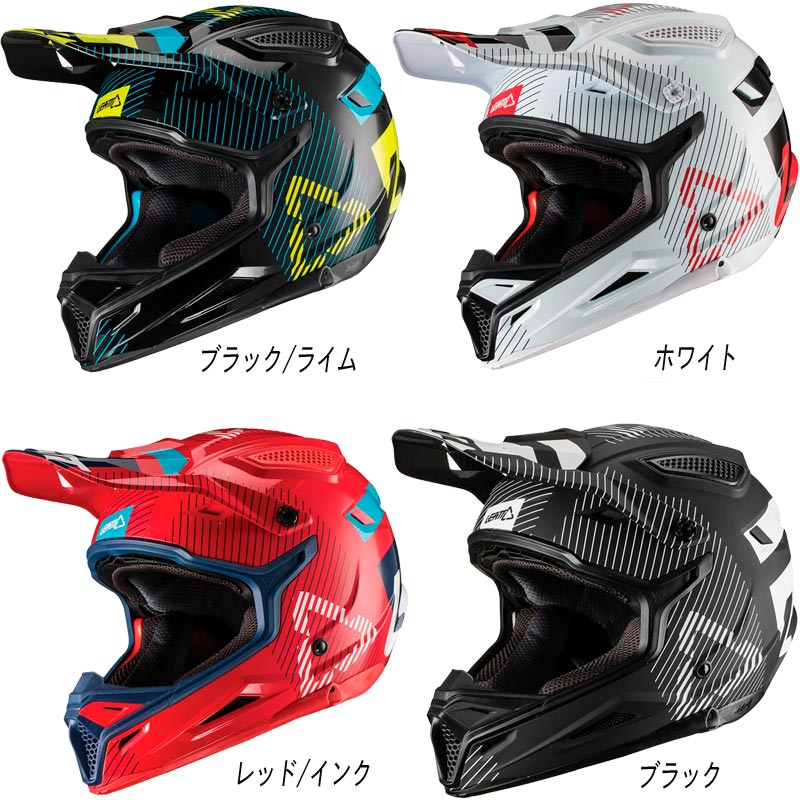 \5/5★キャッシュレス実質9%引/LEATT リアット GPX 4.5 V19.2ヘルメット オフロードヘルメット バイク(ブラック/ライム)(ホワイト)(レッド/インク)(AMACLUB)(値下げ・約16%OFF)(Vol.16)