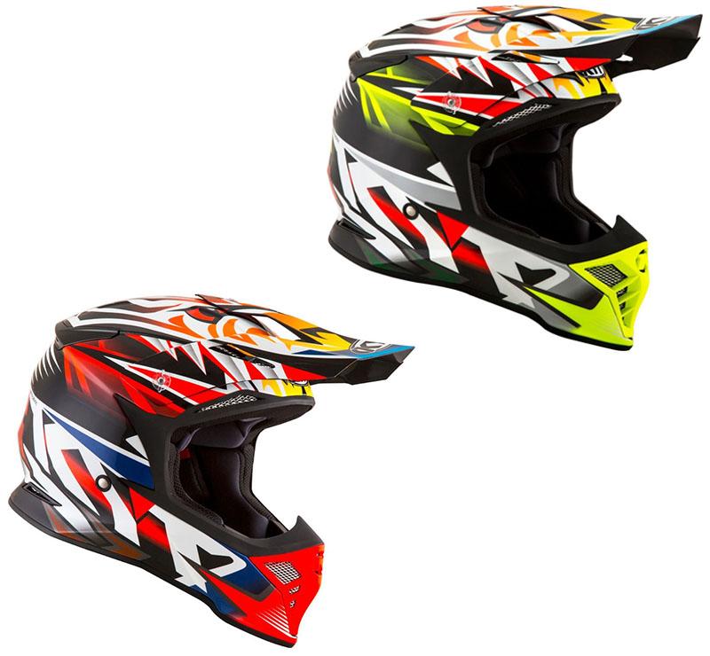 \5/5★キャッシュレス実質9%引/KYT Skyhawk Temper 2019モデル オフロードヘルメット モトクロスヘルメット バイク かっこいい スカイホーク テンパー おすすめ(イエロー)(レッド)(AMACLUB) 街乗り