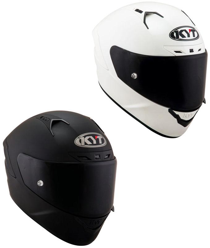 \5/5★キャッシュレス実質9%引/KYT NX-Race Plain フルフェイスヘルメット バイク ツーリング レーシング にも かっこいい レース プレーン おすすめ(ホワイト) (ブラックマット)(AMACLUB) 街乗り