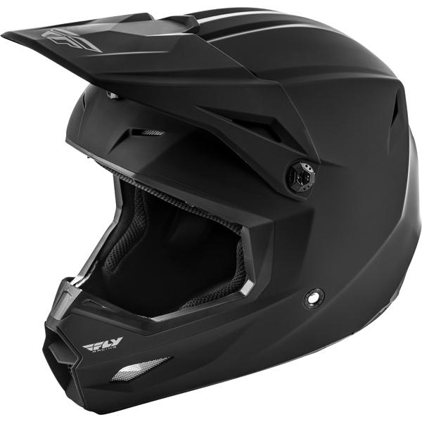 \5/5★キャッシュレス実質9%引/FLY フライ KINETIC SOLID 2020モデル モトクロスヘルメット オフロードヘルメット バイク かっこいい キネティック ソリッド おすすめ(AMACLUB) 街乗り