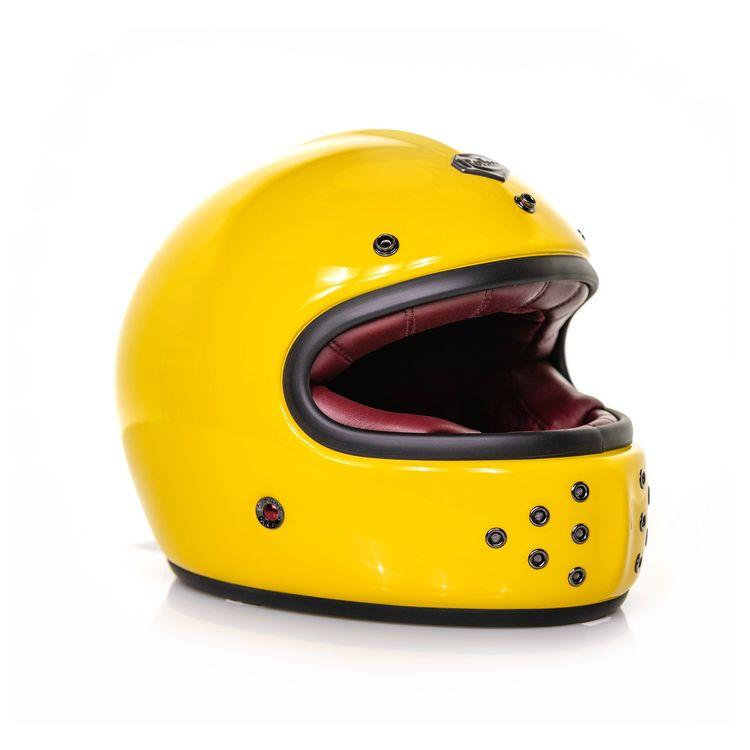 【カーボン】Ruby ルビー Castel Louis Lumire フルフェイスヘルメット クラシック レトロ オンロード バイク ツーリング 高級 フランス かっこいい カステル ルイ・リュミエール アウトレット【AMACLUB】