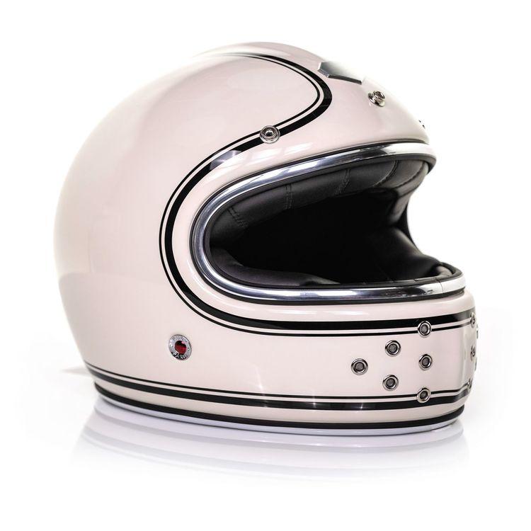 【カーボン】Ruby ルビー Castel Munich 90 Moosacher フルフェイスヘルメット クラシック レトロ オンロード バイク ツーリング 高級 フランス かっこいい カステル ミュンヘン 90 モースブルッガー アウトレット【AMACLUB】
