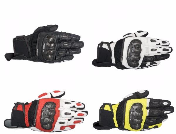 Alpinestars アルパインスター SP-X AC GLOVE オンロード レーシング バイク バギー にも ライダース グローブ バイク 防寒 保温 【黒】【黒赤】【黒白】【黒黄】【AMACLUB】 かっこいい おしゃれ おすすめ
