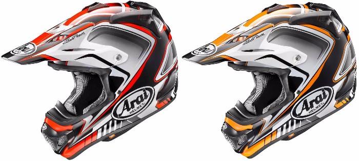 【日本未発売モデル】Arai アライ MX-V Speedy Helmet ヘルメット オフロード モトクロス ヘルメット アウトレット 【黒白オレンジ】 【黒白赤】【AMACLUB】 おすすめ