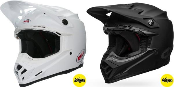 【MIPS】BELL ベル MOTO-9 MIPS HELMET 2018モデル モトクロス オフロード ヘルメット アウトレット 【黒】【白】かっこいい おすすめ
