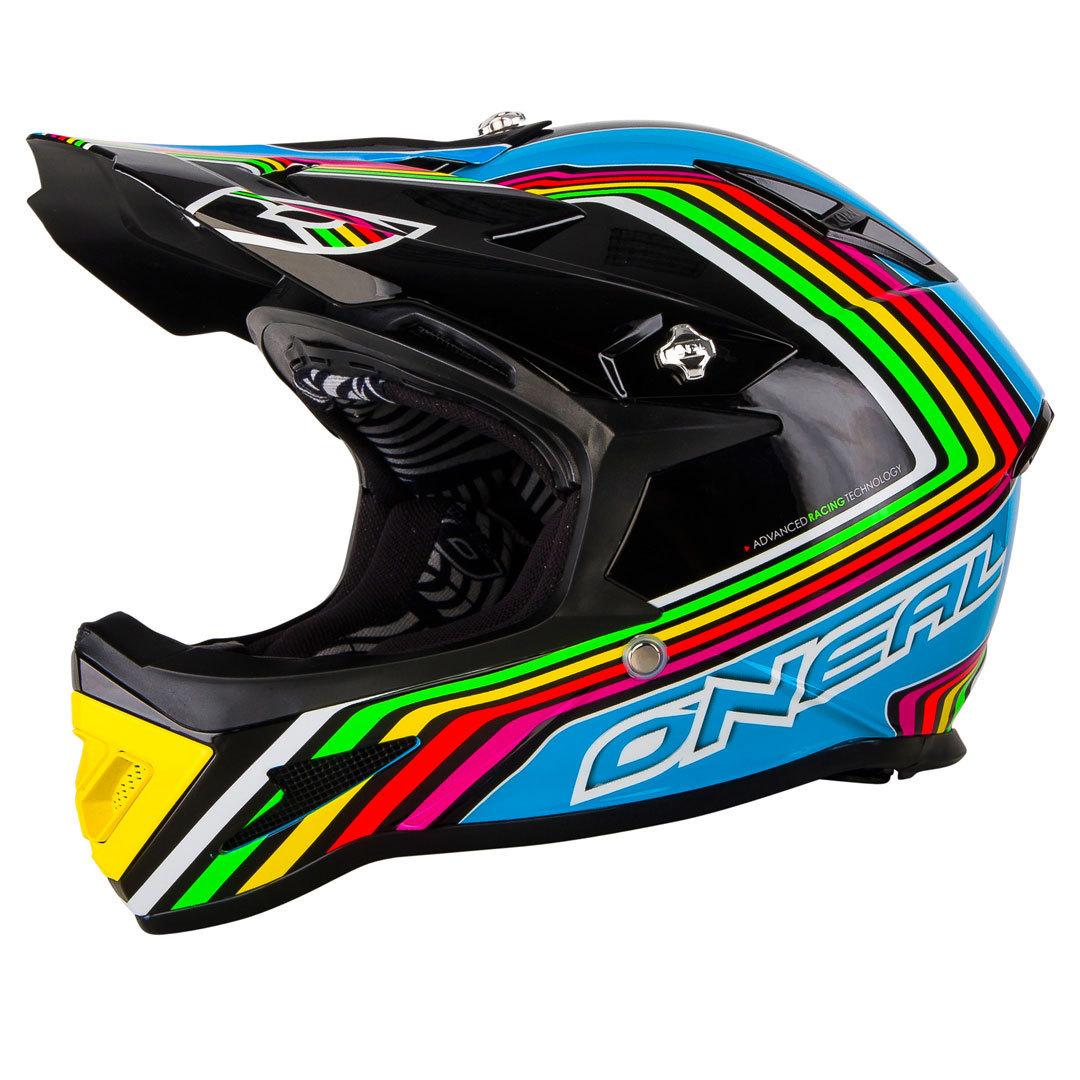 \5/5★キャッシュレス実質9%引/O´Neal Warp Edgy Avian Multi Downhill ヘルメット 自転車 ダウンヒル MTB XC BMX マウンテンバイク ロード クロスカントリー 【AMACLUB】【かっこいい】
