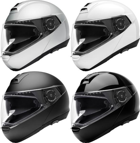 \5/5★キャッシュレス実質9%引/Schuberth C4 Pro Helmet 2019モデル フルフェイス フリップアップ ヘルメット レーシング ツーリングにも バイク白黒【AMACLUB】【かっこいい】 街乗り