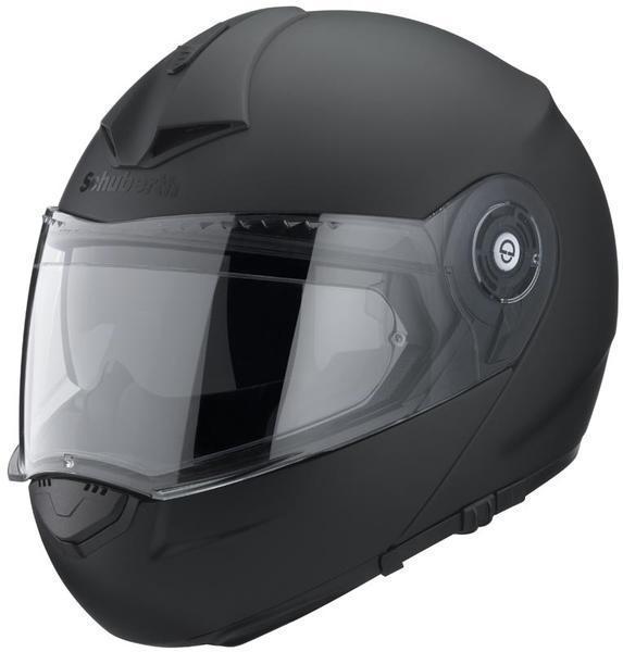 Schuberth C3 Pro Helmet Black Mattフルフェイス ヘルメット レーシング ツーリングにも ライダー バイク【艶消黒】【AMACLUB】【かっこいい】