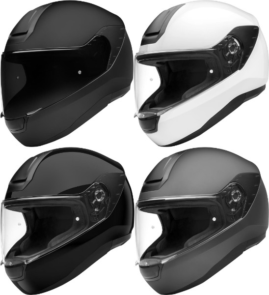 \5/5★キャッシュレス実質9%引/Schuberth R2 Helmet フルフェイス ヘルメット レーシング ツーリングにも ライダー バイク白黒【グレー】【AMACLUB】【かっこいい】 街乗り