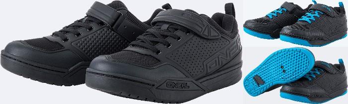 \5/5★キャッシュレス実質9%引/Oneal Flow SPD Shoes 2019モデル カジュアル シューズ バイク ツーリングにも シューズ 黒【AMACLUB】【かっこいい】