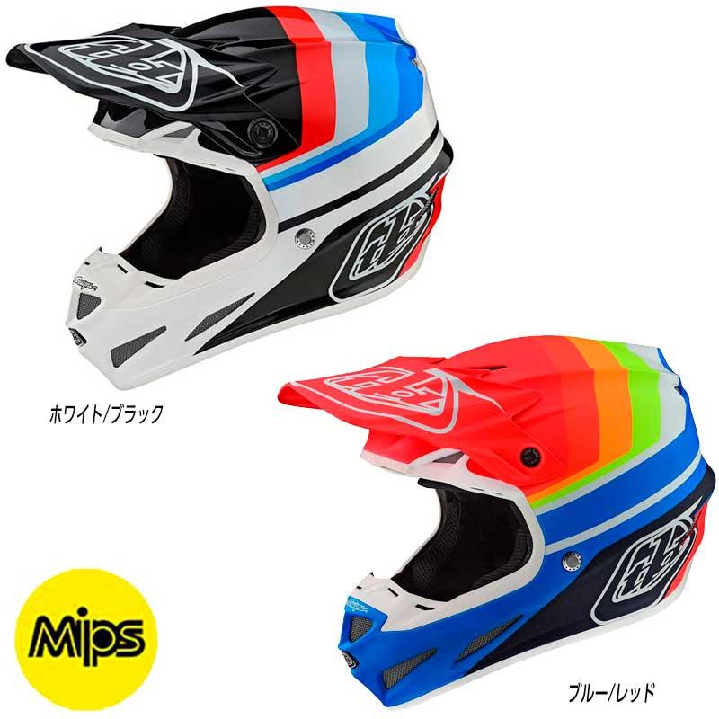 \5/5★キャッシュレス実質9%引/【MIPS】 TROY LEE DESIGNS SE4 COMPOSITE MIRAGE 2020モデル コンポサイト ミラージュ モトクロスヘルメット オフロードヘルメット バイク かっこいい
