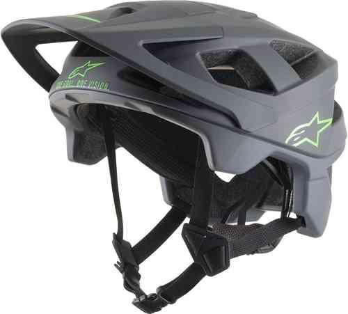 \5/5★キャッシュレス実質9%引/Alpinestars アルパインスター Vector Pro Atom 自転車用ヘルメットダウンヒル MTB XC BMX マウンテンバイク ロード クロスカントリーにも かっこいい (AMACLUB)