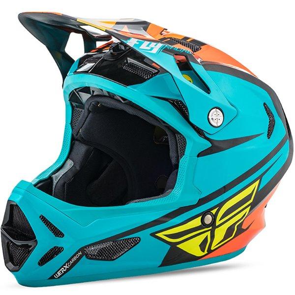 \6/24(水)限定★実質40%クーポン発行中/Fly Racing Werx Rival MIPS Helmet (Bicycle) 自転車用ヘルメット ダウンヒル MTB XC BMX マウンテンバイク ロード かっこいい(AMACLUB)