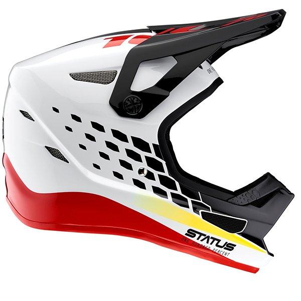 100% Status Downhill/BMX Helmet (Bicycle) 自転車用ヘルメット ダウンヒル MTB XC BMX マウンテンバイク ロード かっこいい(AMACLUB)