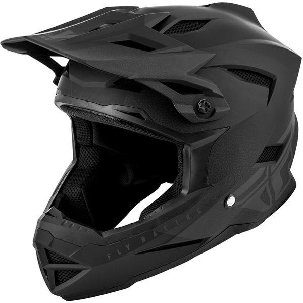 \実質50%クーポン発行中★11/25(水)限定/Fly Racing Default Helmet 自転車用ヘルメット ライダー ダウンヒル MTB XC BMX マウンテンバイク ロード クロスカントリーにも かっこいい おすすめ (AMACLUB)