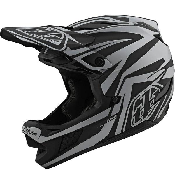 Troy Lee Designs トロイリーデザイン D4 Composite Slash Helmet w/ MIPS 自転車用ヘルメット ダウンヒル MTB XC BMX マウンテンバイク ロード クロスカントリー おすすめ (AMACLUB)