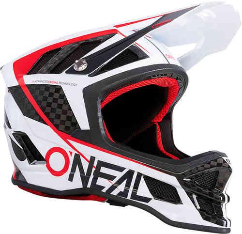 \6/24(水)限定★実質40%クーポン発行中/O neal オニール Neal Blade GM Sig. Carbon ダウンヒルヘルメット 自転車 MTB XC BMX マウンテンバイク ロード かっこいい おすすめ (AMACLUB)