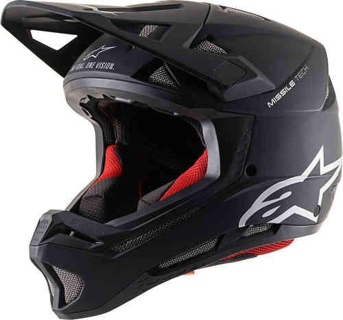 \5/5★キャッシュレス実質9%引/Alpinestars アルパインスター Missile Tech Solid 自転車用ヘルメット ダウンヒル MTB XC BMX マウンテンバイク ロード かっこいい (AMACLUB)