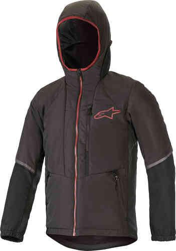 Alpinestars アルパインスター Denali ライディングジャケット 自転車 ジップアップ フーディ ライダー バイク ツーリングにも 防寒 かっこいい おすすめ (AMACLUB)