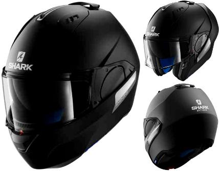\5/5★キャッシュレス実質9%引/【フリップアップ】Shark シャーク Evo-One Matt ヘルメットライダー バイク ツーリングにも かっこいい アウトレット (AMACLUB)