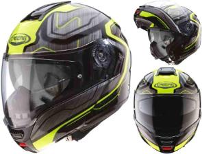 \5/5★キャッシュレス実質9%引/【フリップアップ】Caberg カバーグ Levo Flow ヘルメットライダー バイク ツーリングにも かっこいい アウトレット (AMACLUB)