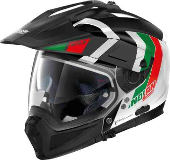 \5/5★キャッシュレス実質9%引/【3XLまで】【DS】【ダブルバイザー】Nolan ノーラン N70-2 X Decurio N-Com フルフェイスヘルメット サンバイザー バイク 大きいサイズあり かっこいい(AMACLUB)