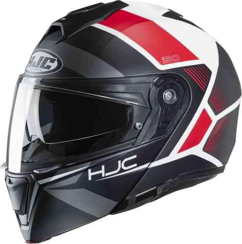 \5/5★キャッシュレス実質9%引/HJC エイチジェイシー i90 Hollen フルフェイスヘルメット サンバイザー ライダー バイク ツーリングにも かっこいい おすすめ (AMACLUB)