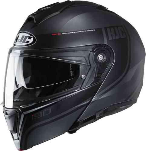 \5/5★キャッシュレス実質9%引/HJC エイチジェイシー i90 Davan フルフェイスヘルメット サンバイザー ライダー バイク ツーリングにも かっこいい おすすめ (AMACLUB)