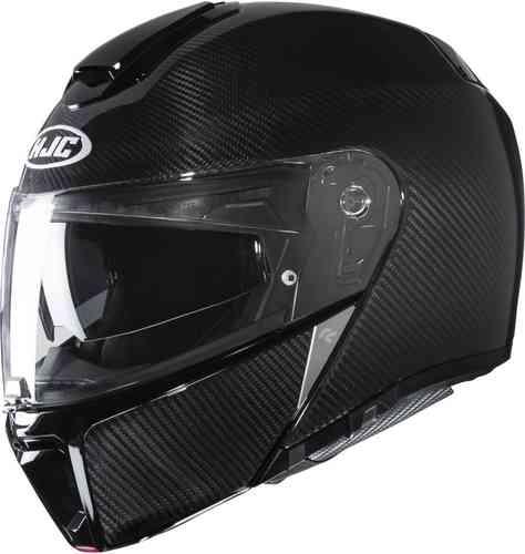 \5/5★キャッシュレス実質9%引/【カーボン】HJC エイチジェイシー RPHA 90s Carbon フルフェイスヘルメット サンバイザー ライダー バイク ツーリングにも かっこいい おすすめ (AMACLUB)