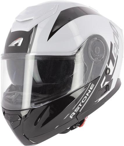 \5/5★キャッシュレス実質9%引/【フィリップアップ】Astone アストーン RT 900 Stripe フルフェイスヘルメット フィリップアップヘルメット ライダー バイク ツーリングにも かっこいい おすすめ (AMACLUB)